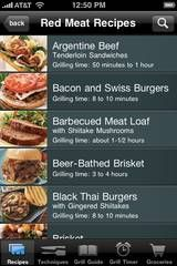 Weber's On the Grill App is a summertime essential! http://www.acadianalifestyle.com/2014/07/11/43522/roadtrip-apps