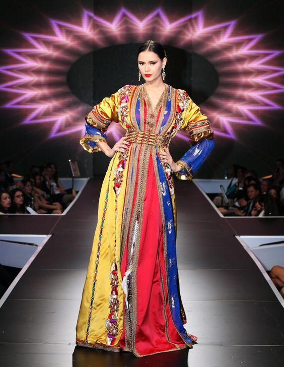 Moroccan Haute couture dress <3