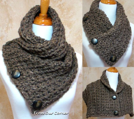 Free Crochet Pattern For Dallas Dream Scarf : Pinterest The world s catalog of ideas