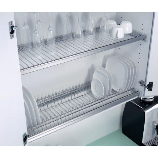 dish rack cabinet  sc 1 st  Pinterest & Cupboards Sinks and Dishes on Pinterest