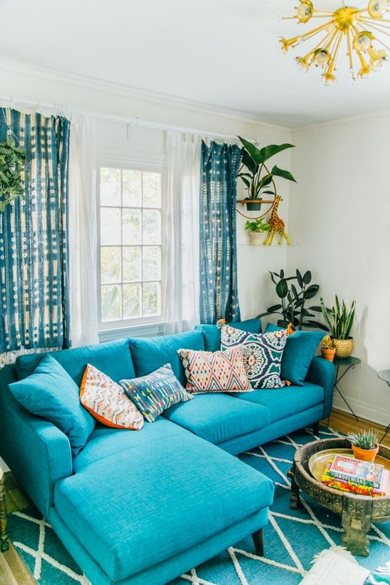 Charming Colorful Home Decor
