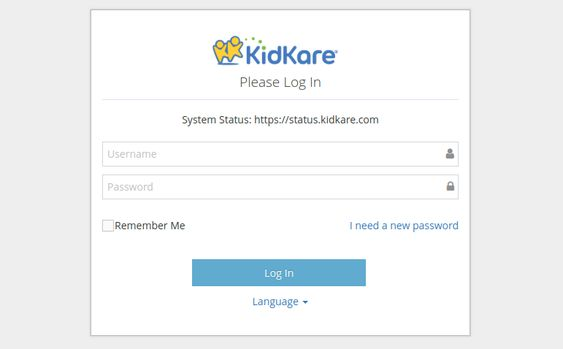 Www Kidkare Com Login Guide For Kidkare Account In 2020 With