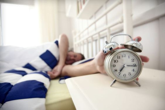 Here's How to Stop Hitting Snooze on Your Alarm Clock