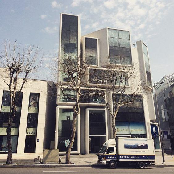 Chungha Building #mvrdv