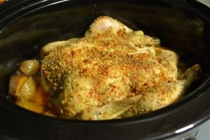 Slow Cooker Roast Chicken: Cooker Recipes, Food Glorious, Slow Cooker Chicken, Roast Chicken, Slow Cooker Roast, Food Drink, Chicken Sunday, Chicken Tonight