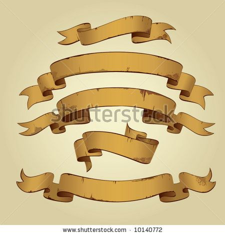 Stock vector old banners vector in the gallery also available xxl
