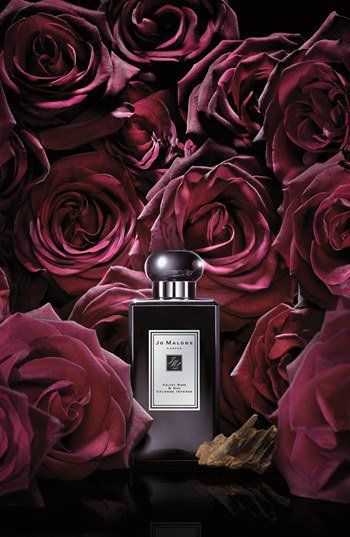 Jo Malone Velvet roses -oud scent