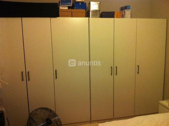 Foto de armarios de dormitorio ikea dombas 15 e 1 - Armario dormitorio ikea ...