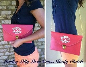 Love it.  Only $36.99 for bag and monogram! Birthday???? :-)