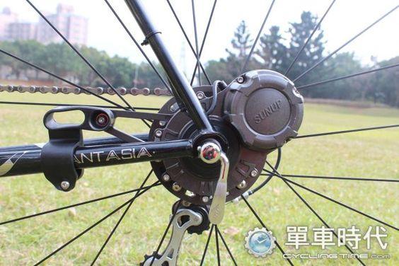 自行車發電機