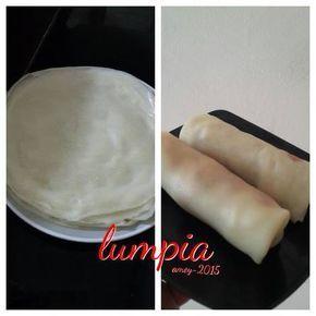 Resep Kulit Lumpia Basah Oleh Amei Resep Lumpia Semarang Resep Masakan Indonesia Resep