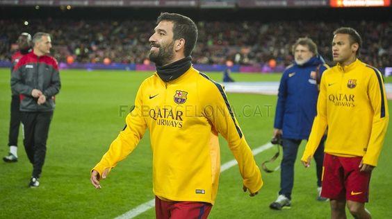 El debut de Arda Turan con el FC Barcelona, en imágenes | FC Barcelona