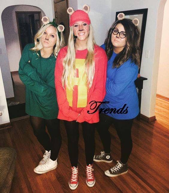 DIY Group girls Costume! 7 dwarfs! DIY So easy! | My style ...