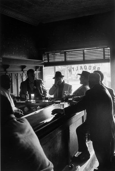 From 'Jay Maisel: New York in the 50s' (Nazraeli Press) © Jay Maisel