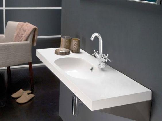 The bathco ice lavabo de resina lavabos de resina - Lavabos de resina ...