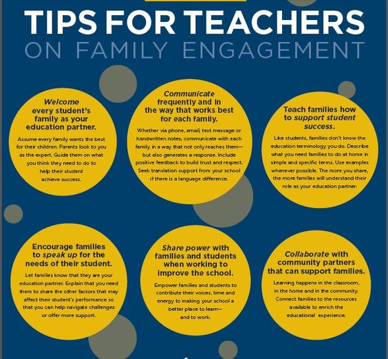 parental involvement and student s engagement in Family & community engagement since 2001, the definition of parental involvement has broadened family and community involvement in student learning.