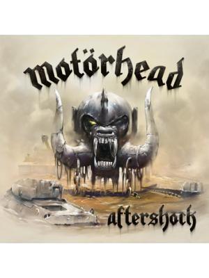 #Aftershock por #Motörhead digipak, edición limitada!!! en #empspain $17.99 (euros)