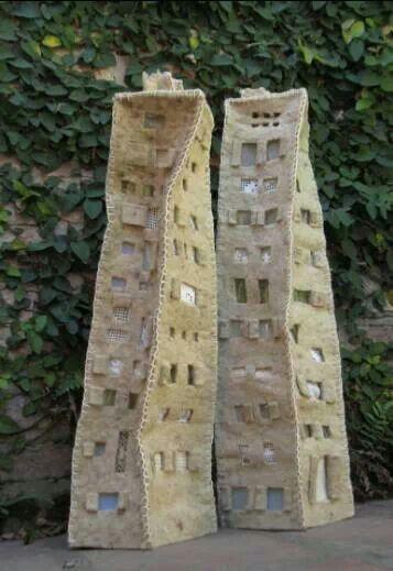 Tera Richard, felt, fiber arts FB http://on.fb.me/1beVtMy