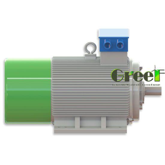 10kw Low Rpm Permanent Magnet Alternator 220v Free Energy
