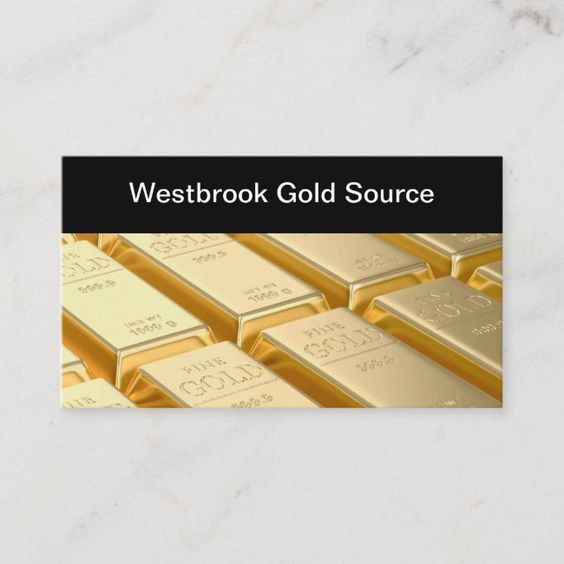 Classy Gold Investing Service Business Card Zazzle Com Services Business Investing Gold Investments