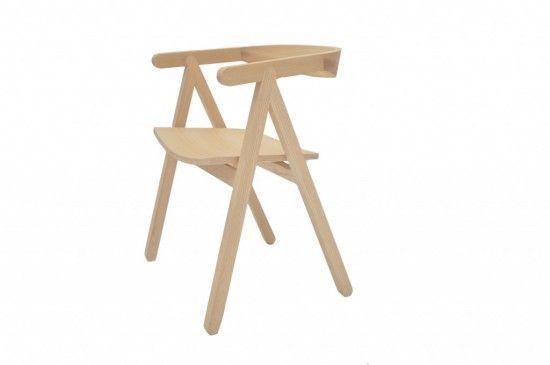 Sedia A-Chair Valsecchi 1918 - Angolo Design