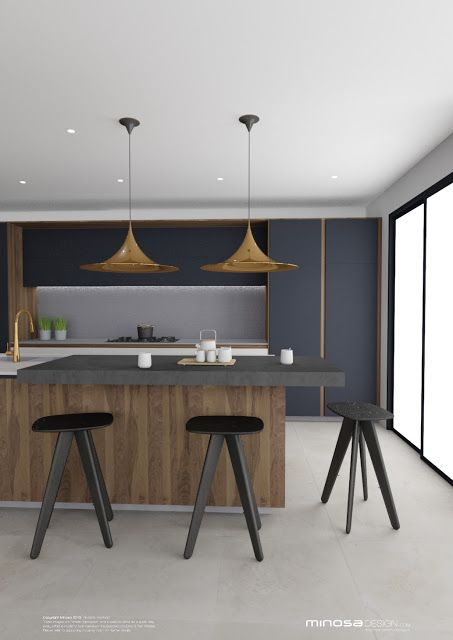 Küchen Design, Kupfer and Wald on Pinterest