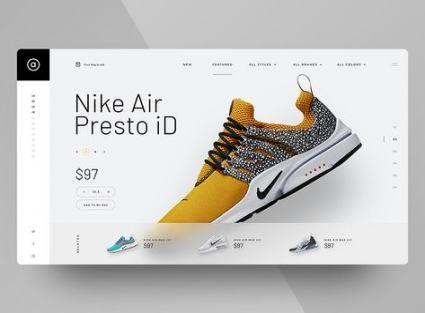 65+ Ideas For Sneakers Logo Design