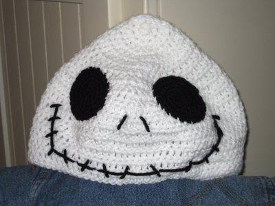 Knitting Pattern Jack Skellington : jack skellington knit hat pattern Multibeavos World: October 2008 CR...