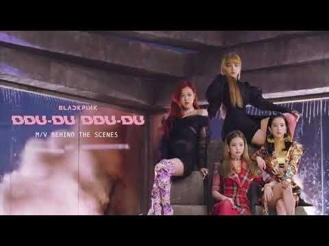 Blackpink Sub Español Ddu Du Ddu Du Mv Detras De Camaras Youtube Yg Entertainment Concert Behind The Scenes