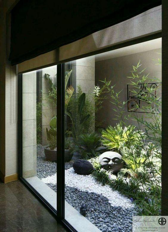 Jardim de Inverno Pequeno: 68 Fotos de Modelos Simples