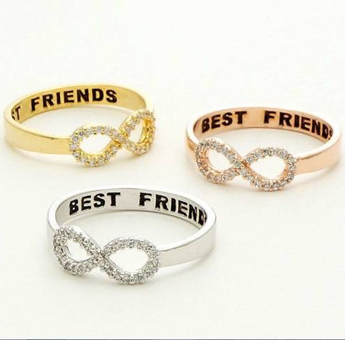 Best Friend Ring, Tiny Ring