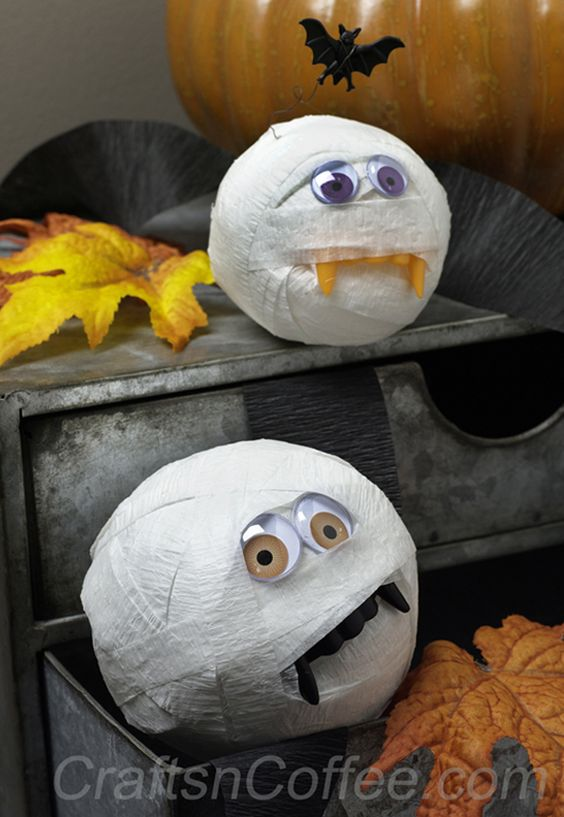 styrofoam ball crafts                                                       …