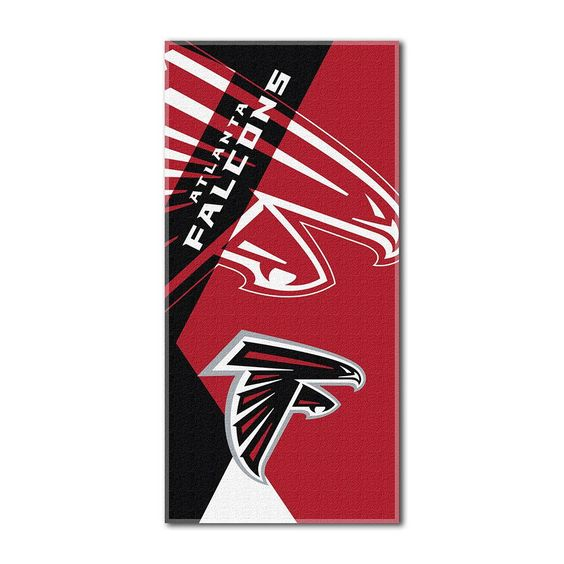 Atlanta Falcons Metro Insulated Picnic Basket - Red