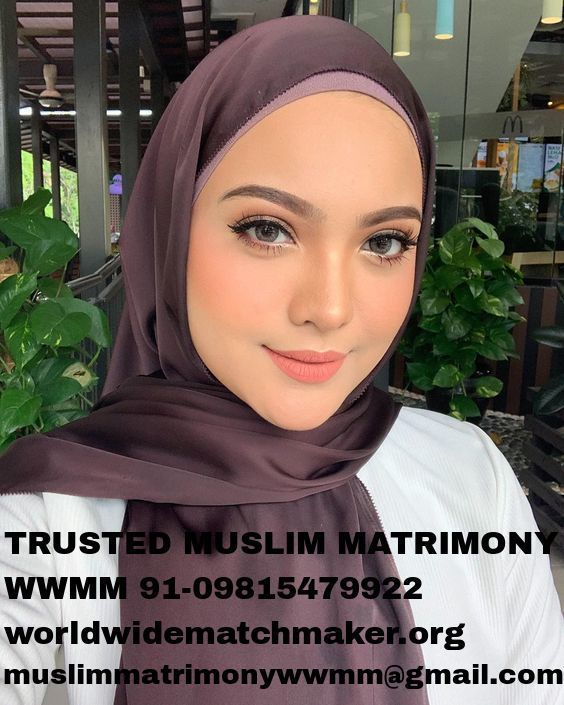 Muslim Marriage Bureau Head Office 91 09815479922 Wwmm In 2020 Marriage Bureau Matrimonial Services India Usa