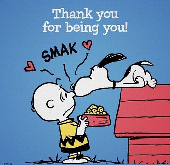 I love Snoopy: