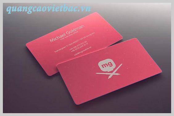 in card visit giá rẻ | quangcaovietbac.vn