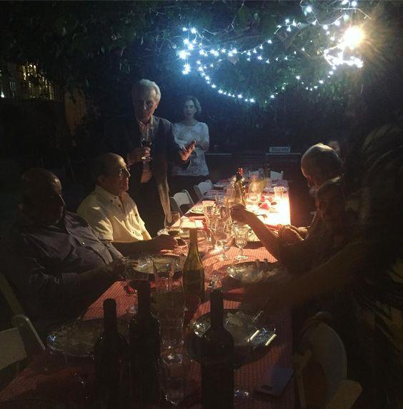 Great night tasting vinhos with Marcio de Oliveira and @singleferments
