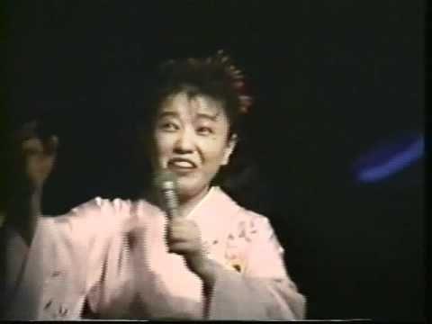 浪花恋しぐれ 都はるみ 19 1990' UPL-0018