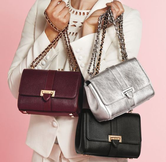 Introducing the Lottie Bag - Aspinal of London Blog