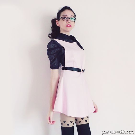 gasaii:  Pink dress ♡ Read my review!~