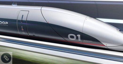 Der Traum Des Menschen Vom Hyperloop Konzept Teil I Tt Transportation Technologies Hyperlooptt Stellt Quintero One Erste Kapsel In Ori Lesen Konzept Leben