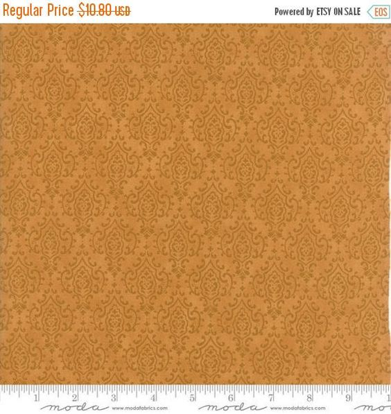 SALE Bee Inspired Honey Yellow  Moda 19797 11  Gold by Jambearies