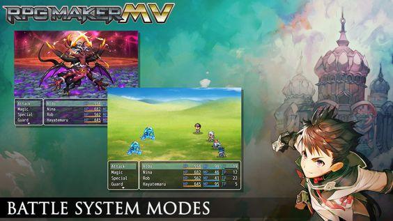Economize 10% em RPG Maker MV no Steam