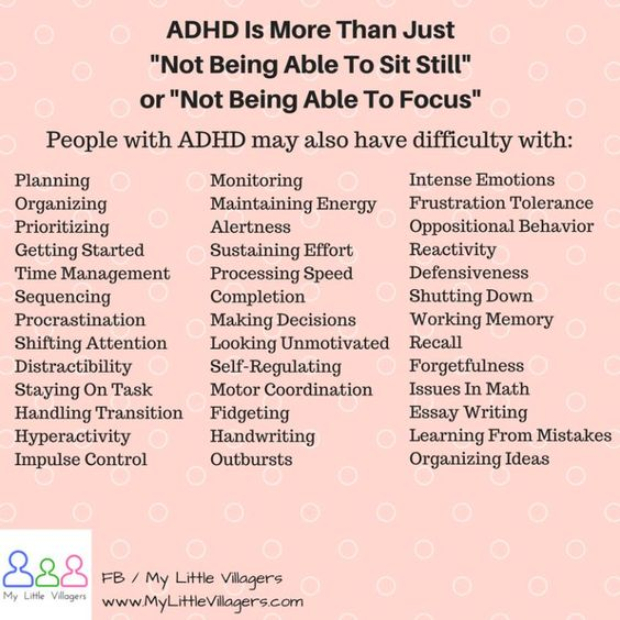 ADHD Memes | My Little Villagers