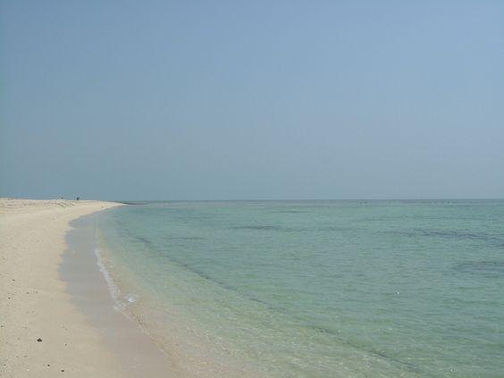 Al Gharriyyah beach NE Qatar