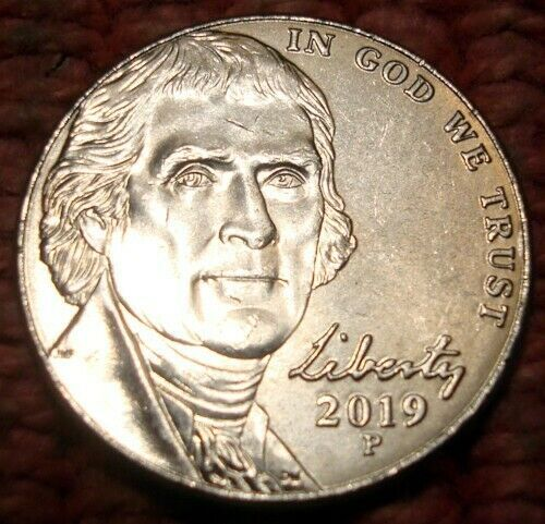 1945 P Jefferson Nickel *35/% SILVER* **FREE SHIPPING**
