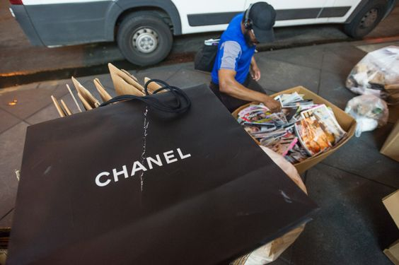 Meet the experts who turn 'luxury trash' into paydays