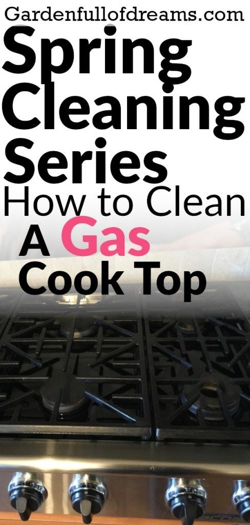 How To Clean Burnt On Grease From A Gas Stove Top Gas Stove Gas