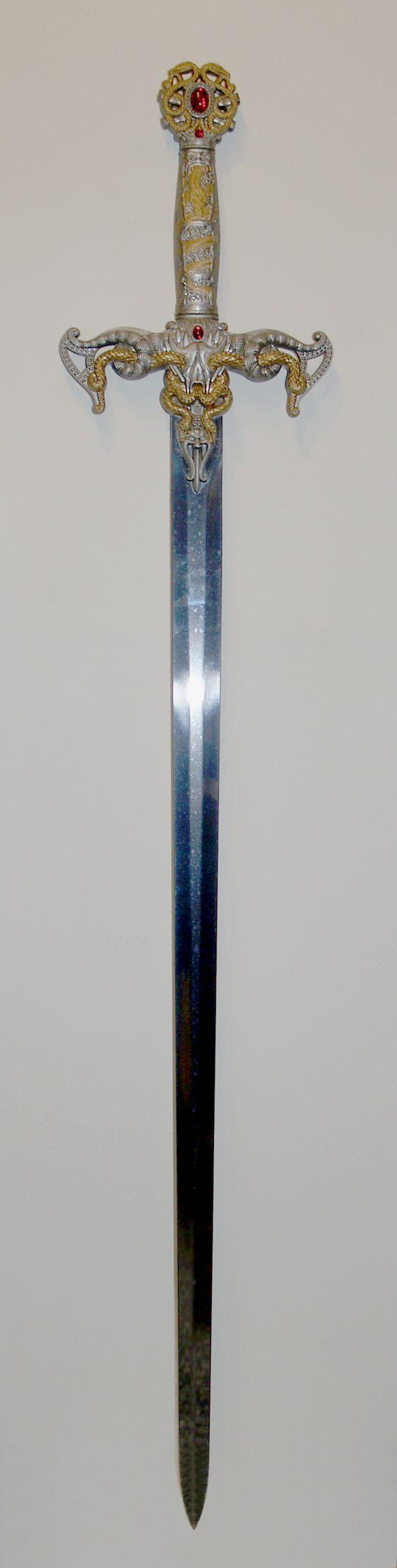 Fantasy Sword 3 by *Dracoart-Stock on deviantART