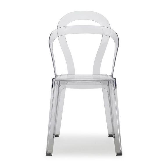 Articolo: 2330100L'originalità e il comfort si uniscono in un solo oggetto di arredamento, la sedia Titì trasparente di Scrab Design. Direttamente da Scab Design, punto di riferimento internazionale nelle forniture di arredi per la casa, arriva questo fantastico set di sedie Titì totalmente trasparenti. Le sedie Titì rappresentano la naturale evoluzione di un classico, in grado di migliorare esponenzialmente tutte quelle caratteristiche che, nel tempo, hanno reso grandi questa fantastica…